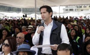Convocan por segunda ocasión a Carlos Bernal a la Asamblea Nacional