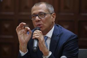 Vicepresidente Jorge Glas pide a Alianza PAIS viabilice su vinculación en la Corte