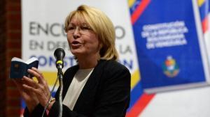 La exfiscal venezolana abandona Colombia con rumbo a Brasil