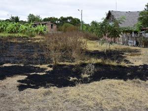 58 incendios forestales en tres meses