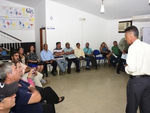 Consejos barriales denuncian anomalías en las elecciones