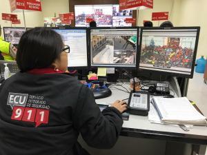 Línea 911 ecuatoriana participará en reunión internacional seguridad en Chile