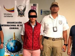 Torero ecuatoriano acusado de homicidio es detenido en México