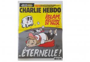 Portada de Charlie Hebdo sobre el atentado de Barcelona genera críticas