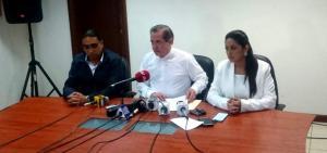 Patiño, Pabón y Hernández presentan su renuncia al Gobierno Nacional