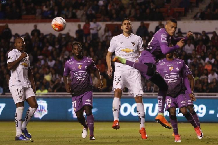 Resumen en imágenes de la séptima fecha del Campeonato Ecuatoriano de Fútbol