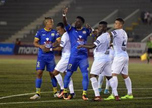 Delfín SC deja escapar el liderato tras empate con Guayaquil City [TABLA DE POSICIONES]
