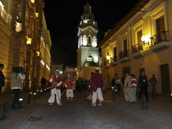 Quito, una ciudad intercultural