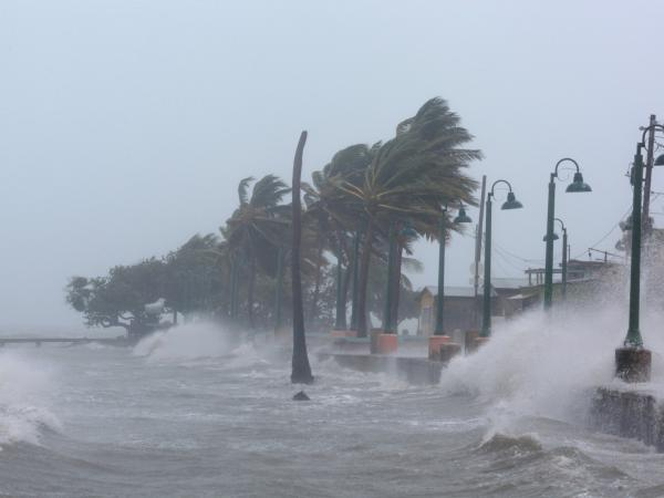 EN VIVO: Huracán Irma entra en territorio de Puerto Rico