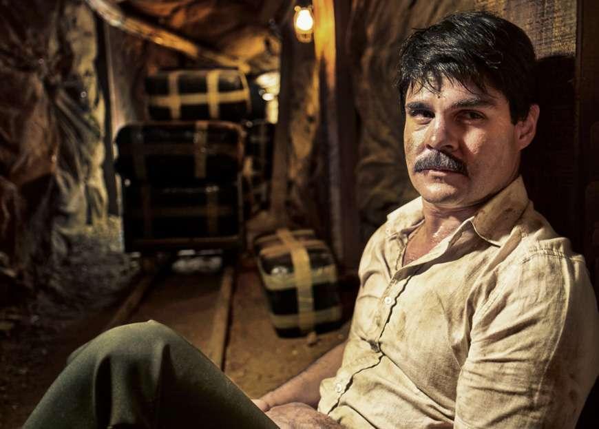 Protagonista de 'El Chapo' es contactado por narcotraficantes por su parecido