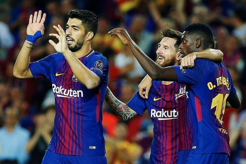Messi se exhibe para derrumbar por vez primera el muro de Buffon (3-0)