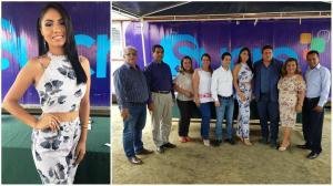 Yosenka Díaz es proclamada como la nueva Reina de Bahía de Caráquez