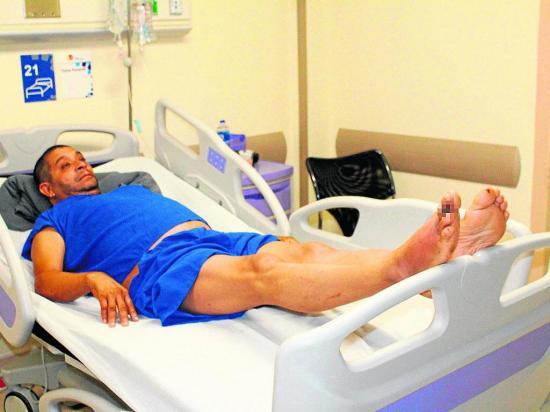 El riesgo de sufrir pie diabético crece con la edad