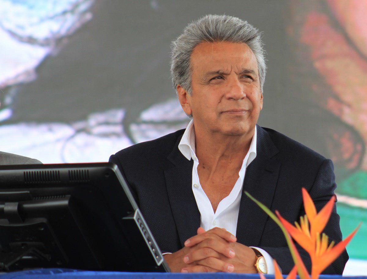 Pequeña comitiva acompañará al presidente Moreno en la Asamblea de la ONU