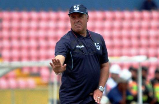 Jorge Célico dirigirá los últimos dos partidos de la Selección de Ecuador