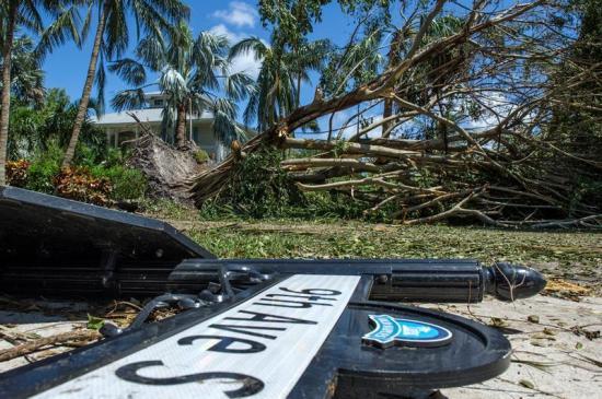 Cinco personas mueren en un asilo sin electricidad tras el paso de Irma