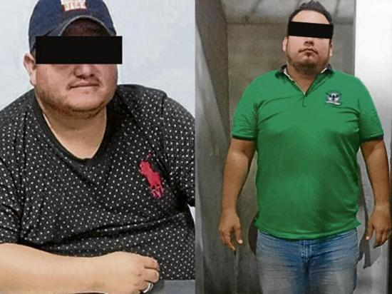 Detenidos con 60 mil  dólares en Piedra Larga