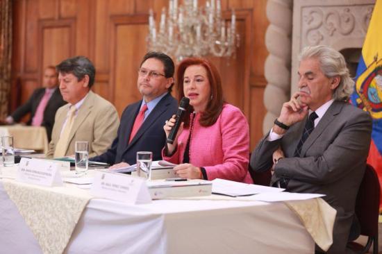 Ecuador suscribirá con la ONU un acuerdo de cooperación contra la corrupción