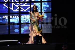 Vivian Ibarra: 'Ser reina de Portoviejo es un sueño hecho realidad'