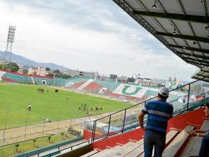 Hay preocupación por el estadio Reales Tamarindos