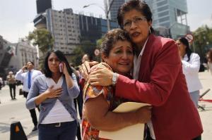 Terremoto de 7,1 grados sacude México y causa escenas de pánico