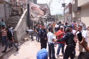 Peña Nieto regresa a la capital y convoca comité de emergencias tras el sismo