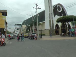 La calle Sucre no 'verá' a la Virgen de la Merced