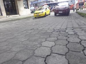 Seis calles más serán intervenidas