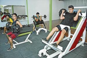 Cuerpos fitness, una moda