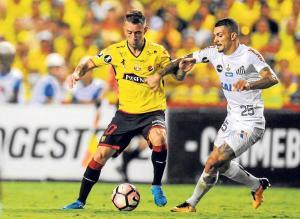 Santos vs Barcelona SC: Se enciende la ilusión amarilla