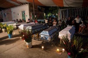 México decreta tres días de luto en honor a las víctimas del terremoto