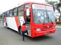 Buses urbanos con plazo para cambios