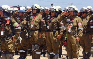 Bomberos de Guayaquil viajarán a México para realizar labores de rescate