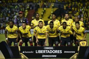 Clubes ecuatorianos felicitan a Barcelona SC tras clasificarse a semifinales de Copa Libertadores