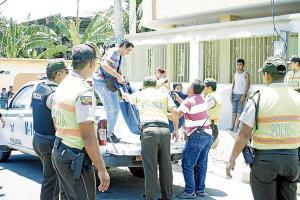 Detienen a dos sospechosos del asalto y muerte de una anciana