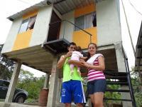 Familias piden casas en la zona rural