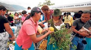 Un intercambio andino