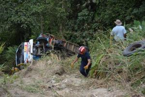 Hombre muere 5 días después de un accidente de tránsito