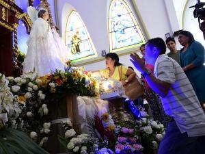 Misa, serenata y verbena previo a la procesión de La Merced