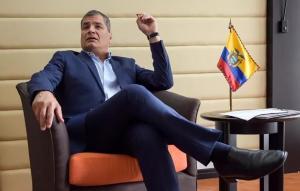 ¿Piensa el expresidente Correa volver a Ecuador?
