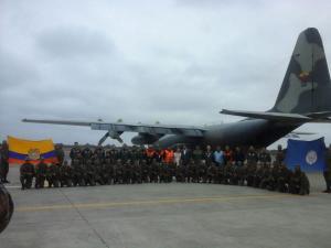 Ecuador envía 14 toneladas de ayuda a Cuba para afectados del huracán 'Irma'
