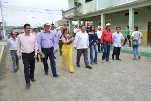 Flavio Alfaro festeja sus 77 años de fundación