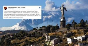 El Instituto Geofísico desmiente rumores sobre un terremoto en Quito