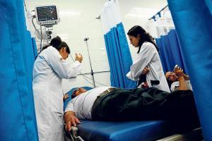 Internos de Medicina están sin práctica neonatal