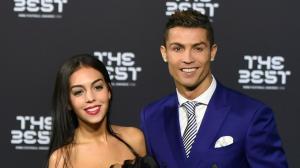 Redes sociales revelan que Cristiano Ronaldo y su novia esperan una niña