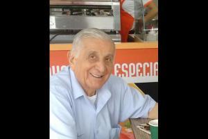 Adiós al padre Jorge Ugalde Paladines