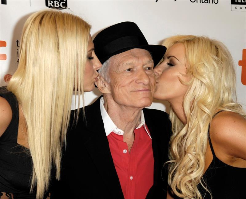 Confirman la muerte de Hugh Hefner, fundador del imperio Playboy