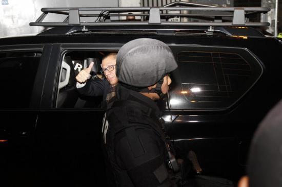 Abogado de Jorge Glas anuncia que apelará orden de prisión preventiva