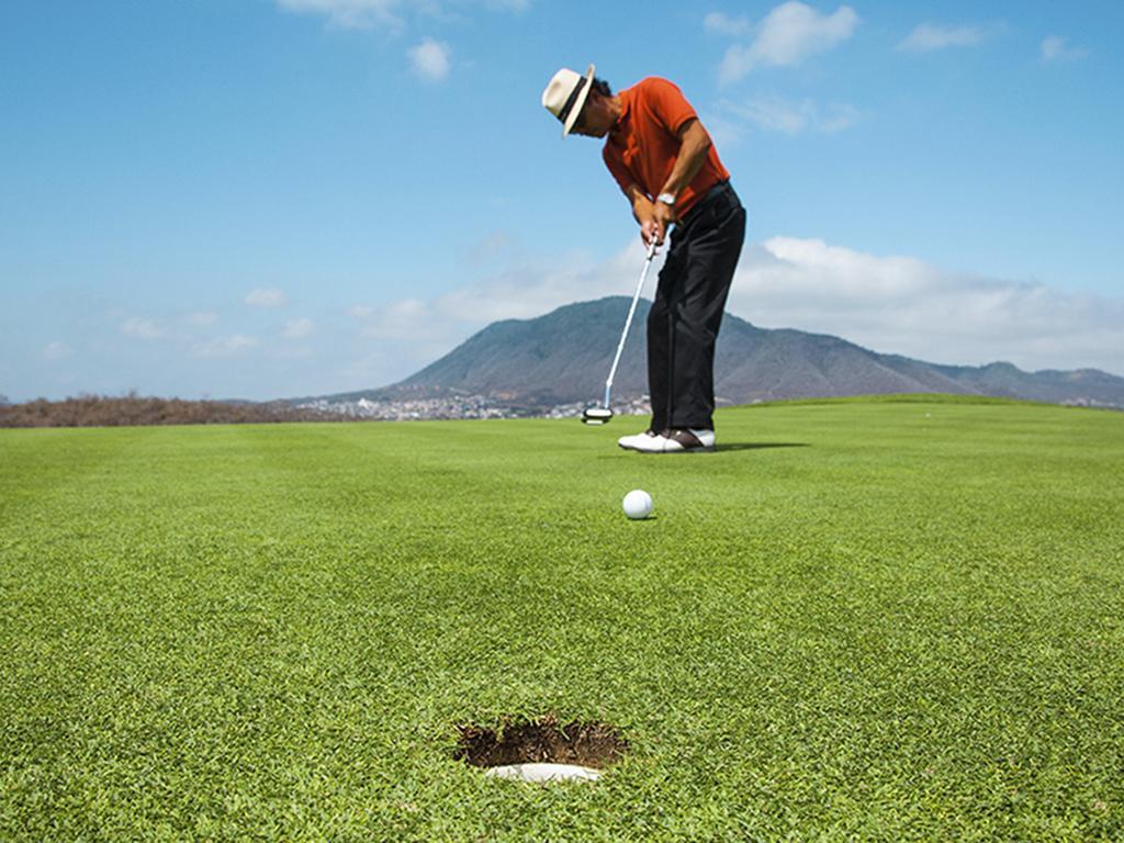 Inicia la fiesta del golf nacional
