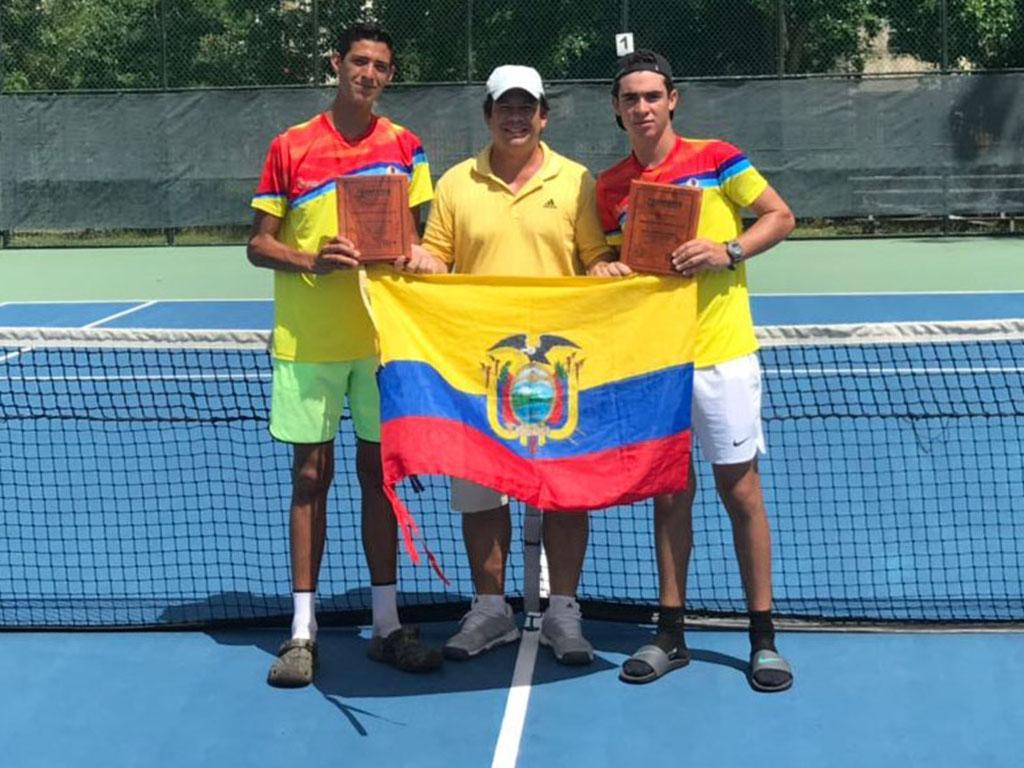Centeno y Díaz, campeones